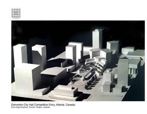 Edmonton City Hall Competition Folio 1