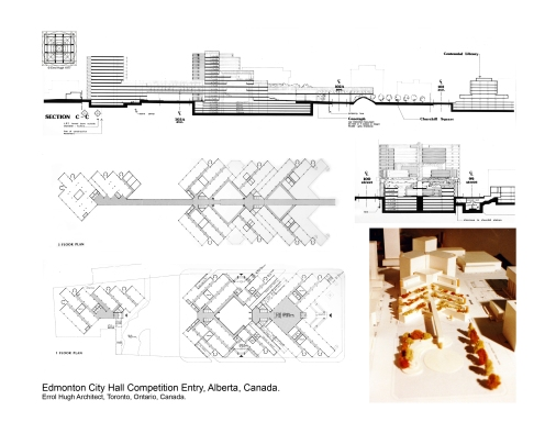 Edmonton City Hall Competition Folio 2